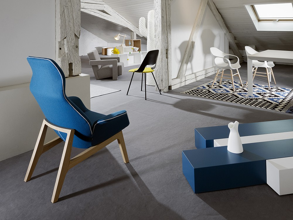 Meubles design lausanne for Design suisse meuble
